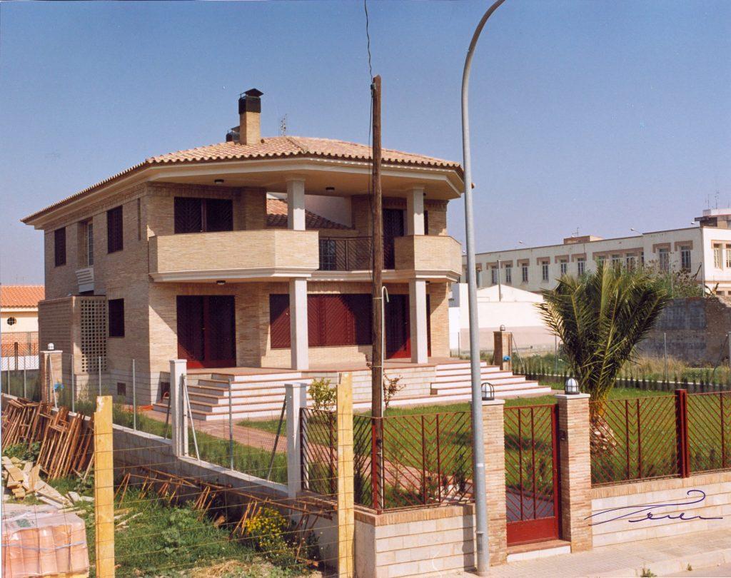 Vivienda unifamiliar aislada Almazora Castellon